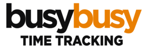 busybusy GPS Mobile Time Tracking App logo